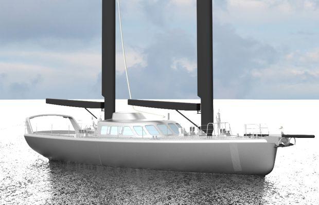 KM Yachtbuilders   Project Polar