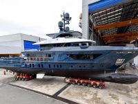 Sanlorenzo 460EXP Hull #3 Launched