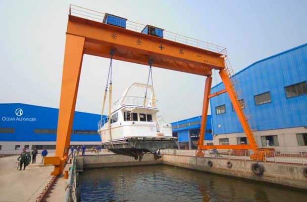 Ocean Alexander: More Than Manufacturing - Yachts International