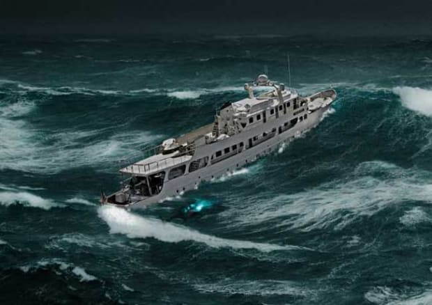 Mayday In The Med Yachts International
