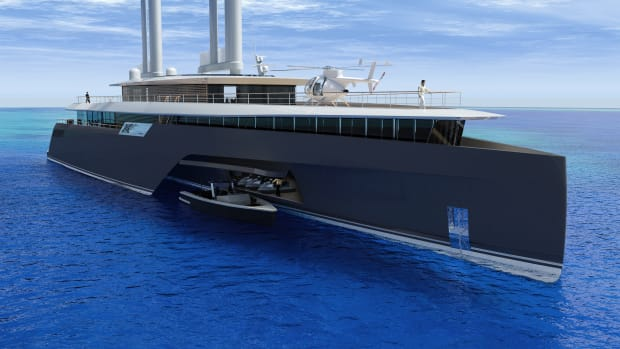 Sail-Assisted Power: The Ultimate Hybrid - Yachts International