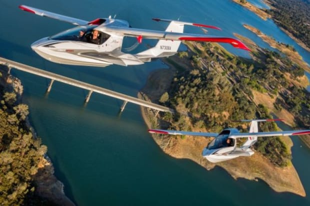 The Ultimate Toy: Light Sport Aircraft for Yachts - Yachts
