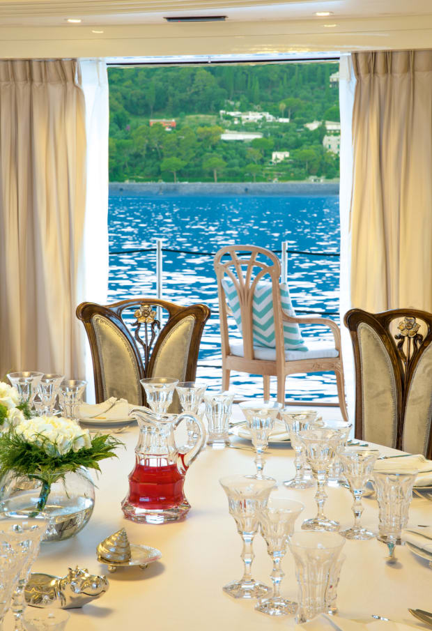 First Look: CRN Latona superyacht - Yachts International