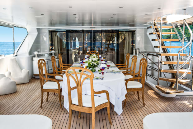 First Look: CRN Latona superyacht - Yachts International