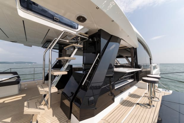 The Best Of 2018: Yachts, Design, Innovation - Yachts