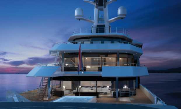 SeaXplorer 90m-AFT-HeliDeck+Interior Tropics