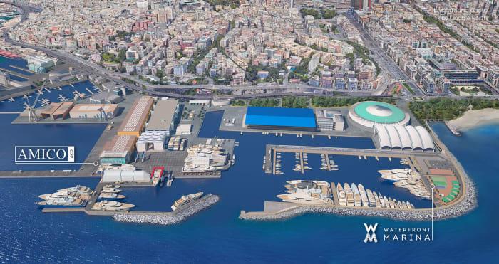 Amico-&-Co-and-Waterfront-Marina