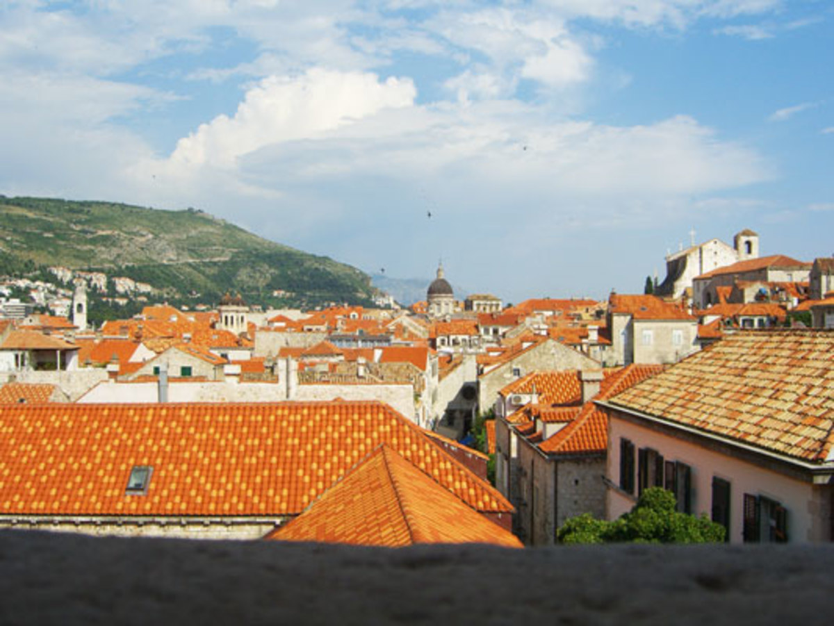 Dubrovnik - Photo by Erica Cooper
