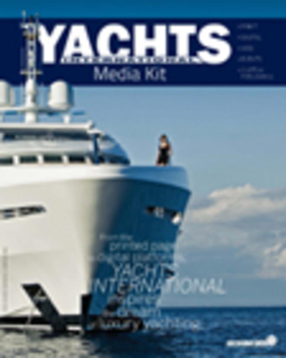 Yachts 2013 MediaKit