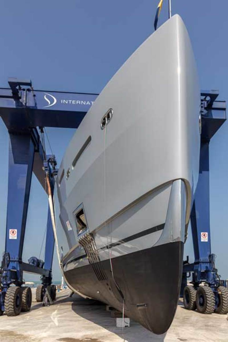 M/Y Philmi is the first of the Granturismo range for ISA Yachts
