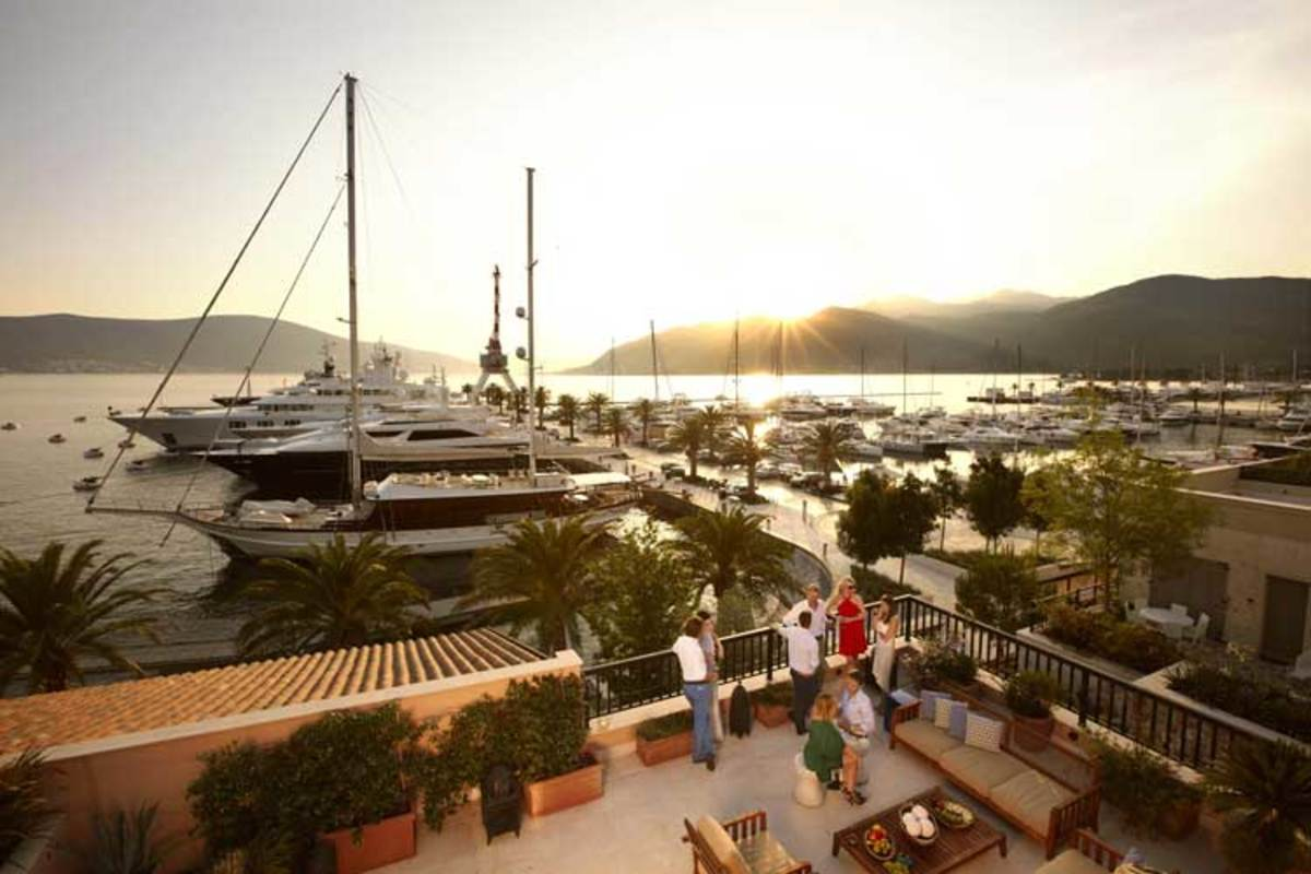 Set before a stunning mountainous backdrop, the marina at Porto Montenegro offers slips up to 590 feet, state-of-the-art facilities and duty-free fuel.