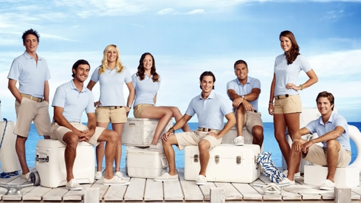Below Deck Season 1 Case - Photo Credit Bravo