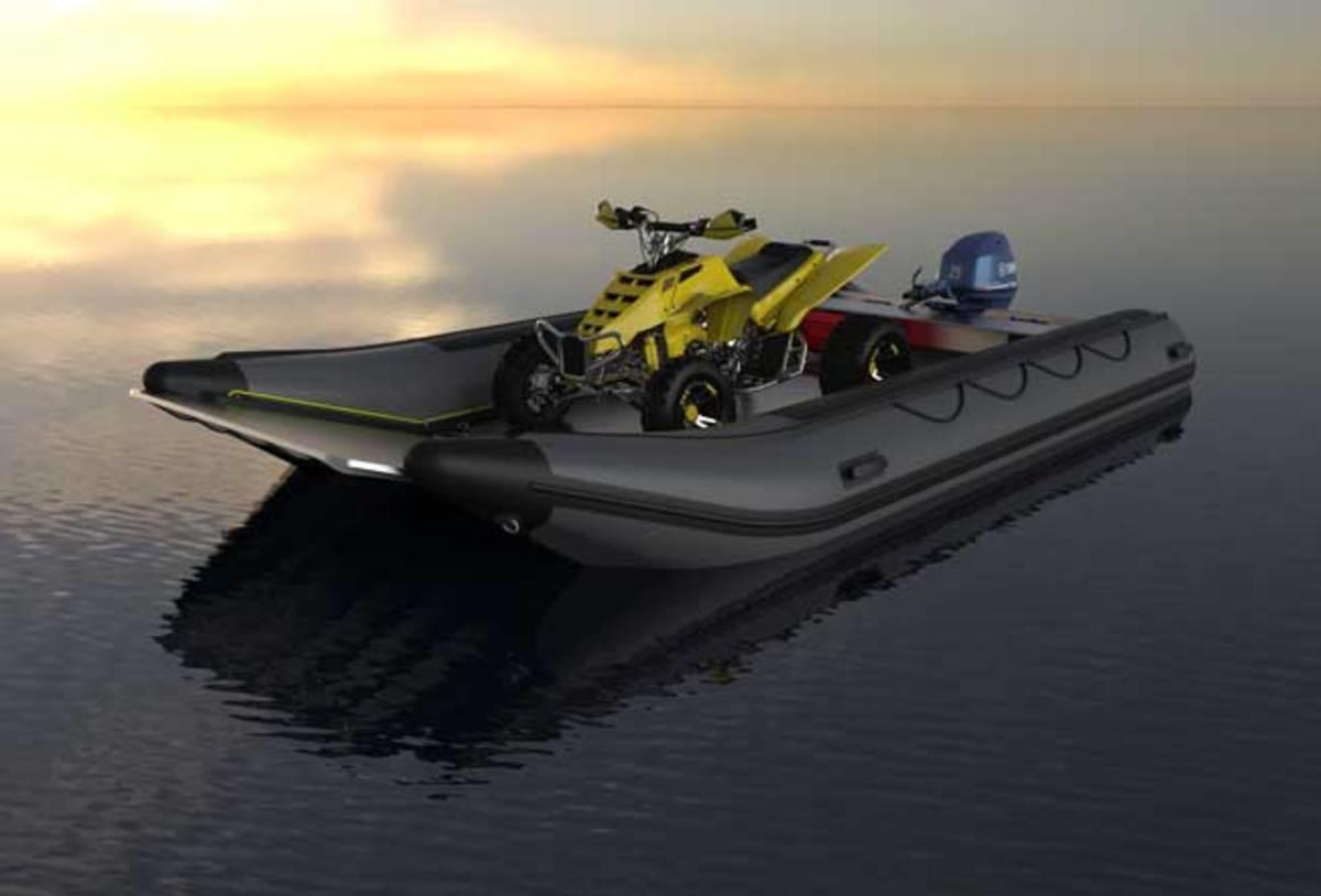 ILC Inflatable Landing Craft