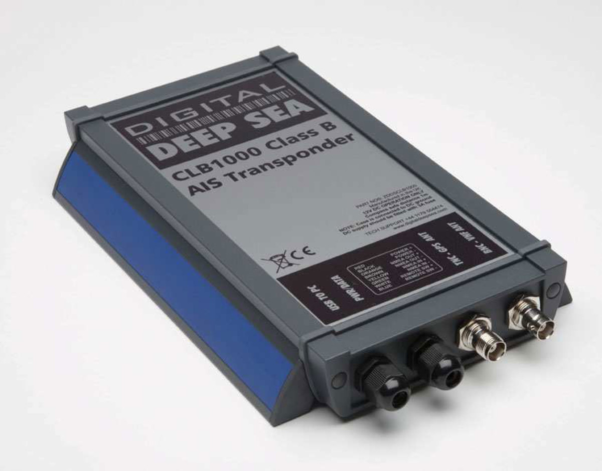 DigitalDeepSeaAISTransponder