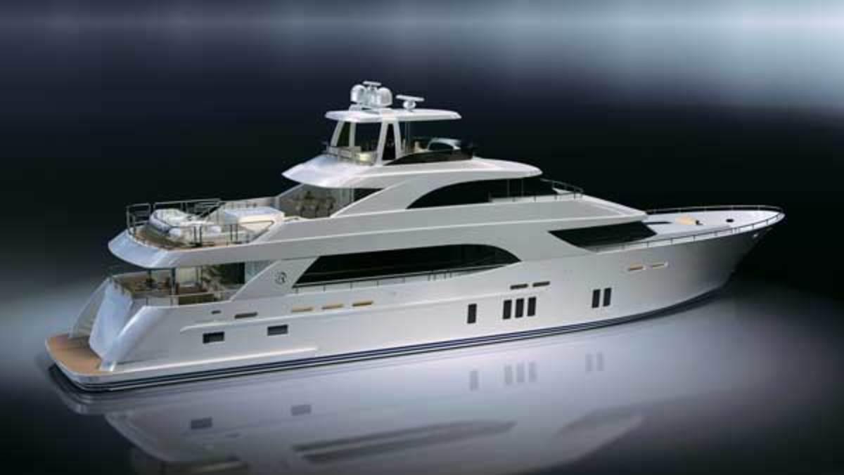 Ocean Alexander's new 112