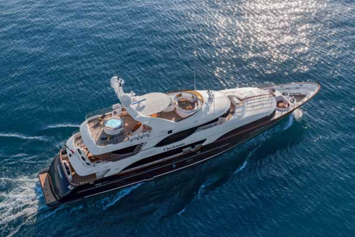 FLIBS2013_Benetti_CHECKMATE