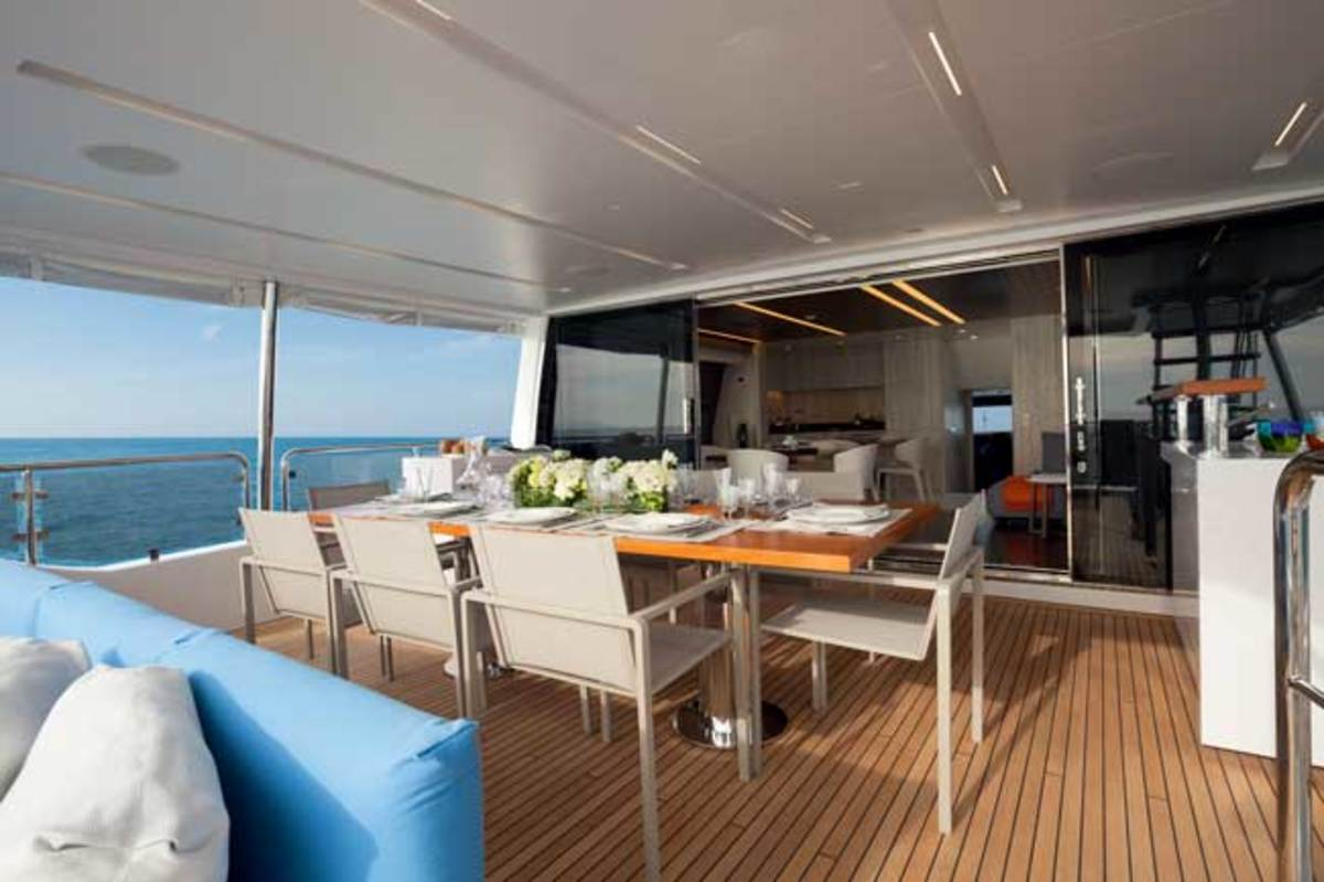 Benetti Tradition Supreme 108