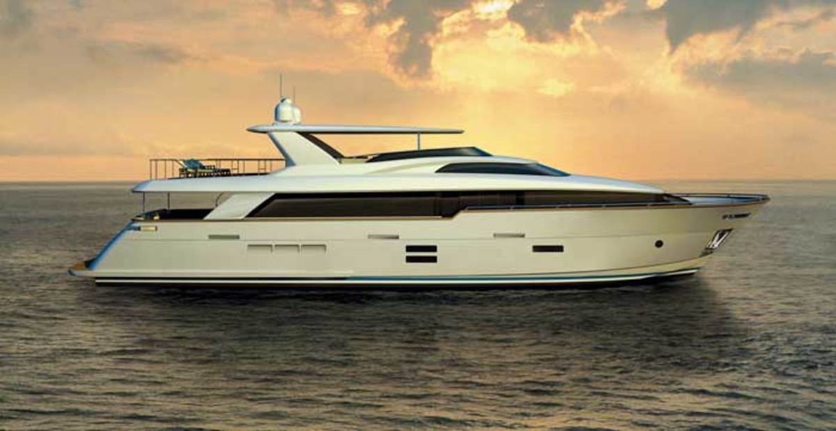100 Foot Yacht >> Hatteras 100 Foot Motoryacht Rising Yachts International