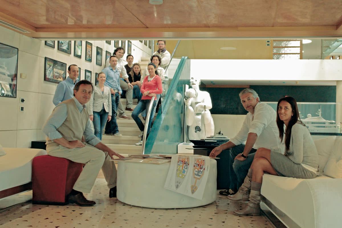 Nuvolari Lenard Design Team