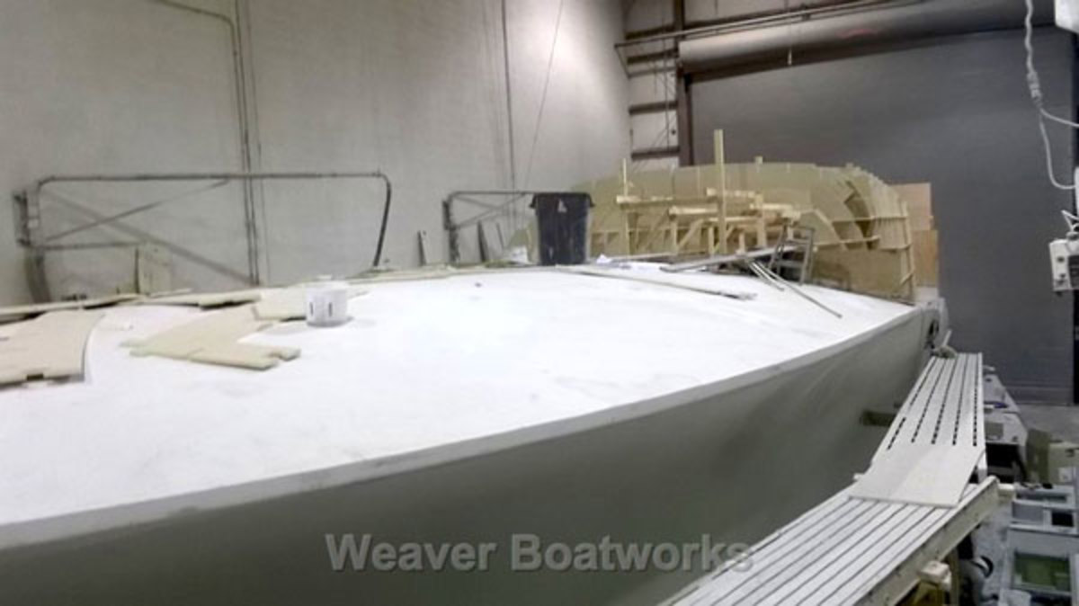 WeaverBoatWorks-Escapade-Construction