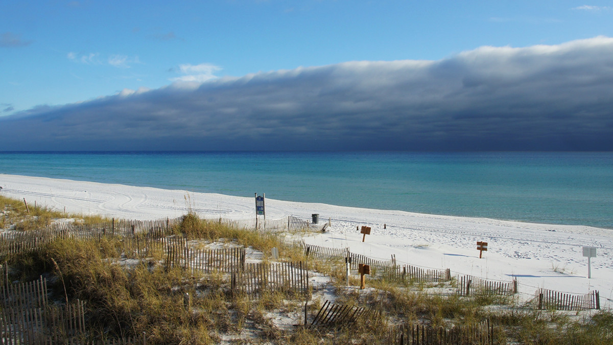 Destin, Florida - Photo credit russavia and Wikimedia Commons
