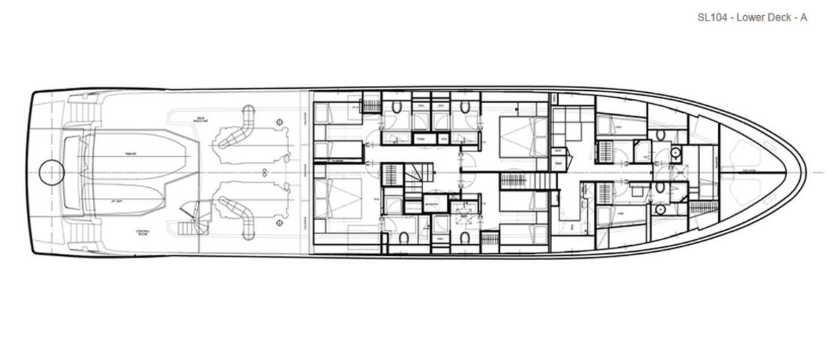 Lowerdeck Layout A