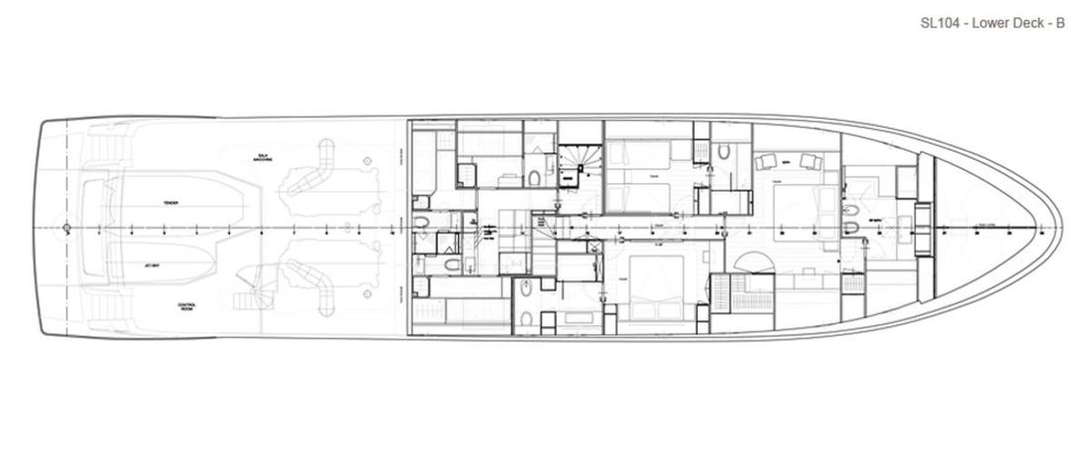 Lowerdeck Layout B