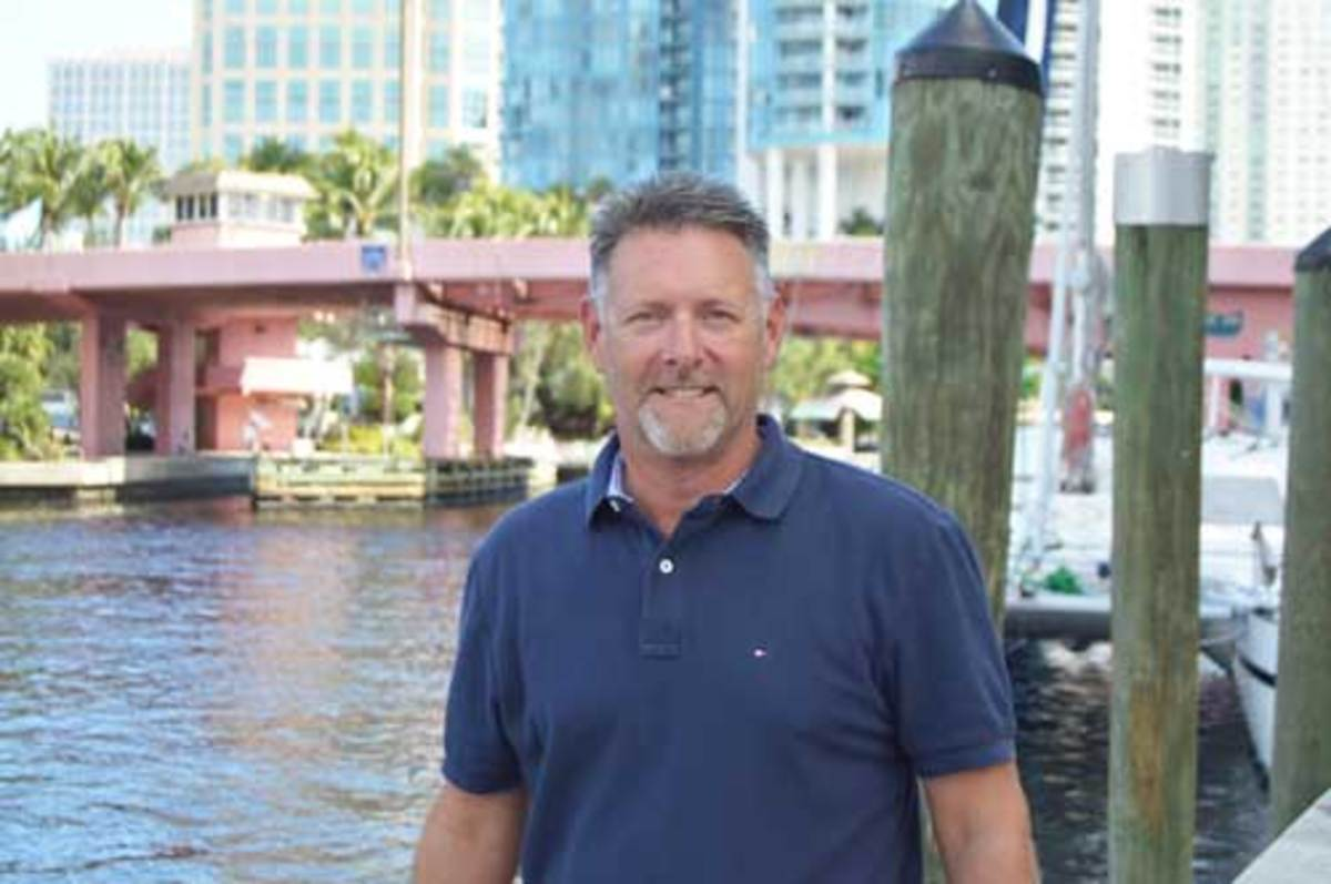 Florida yacht broker Mike Kiely is originally from the east end of Long Island, New York, and comes from generations of experienced boaters of both power and sailing yachts. His professional background in sales and marketing combined with his overall experience in and passion for the yachting industry makes him a valuable asset to Denison clients for sail and power boats. Mike's career spans more than 20 years in the marine industry as a successful national and international sales representative, yacht broker and business development manager.  His insider advice, in-depth knowledge of the purchasing process and a commitment to his clients extends well after any deal is closed. Mike is also Brand Manager for Greenline Hybrid Yachts.