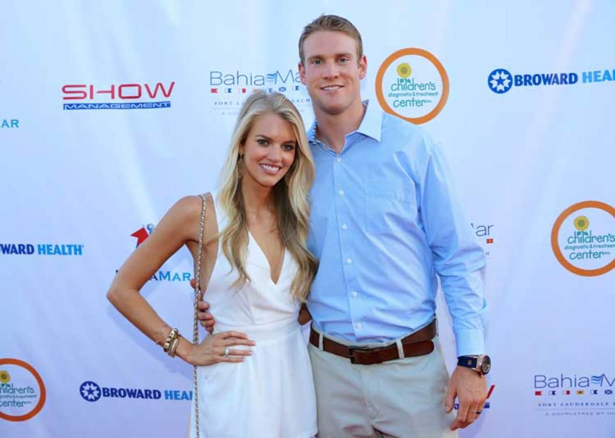 Lauren and Ryan Tannehill