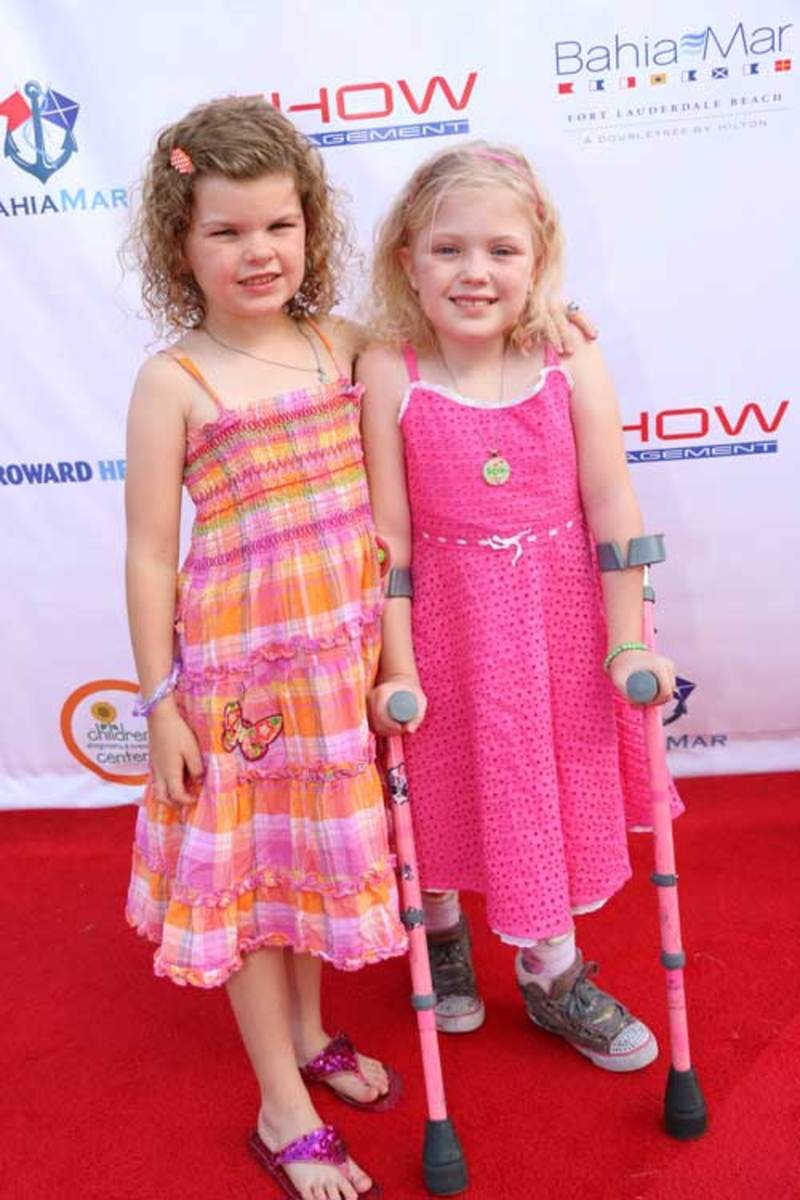 Waterway Soiree 2015—Aspen and Saylor Burgoynes