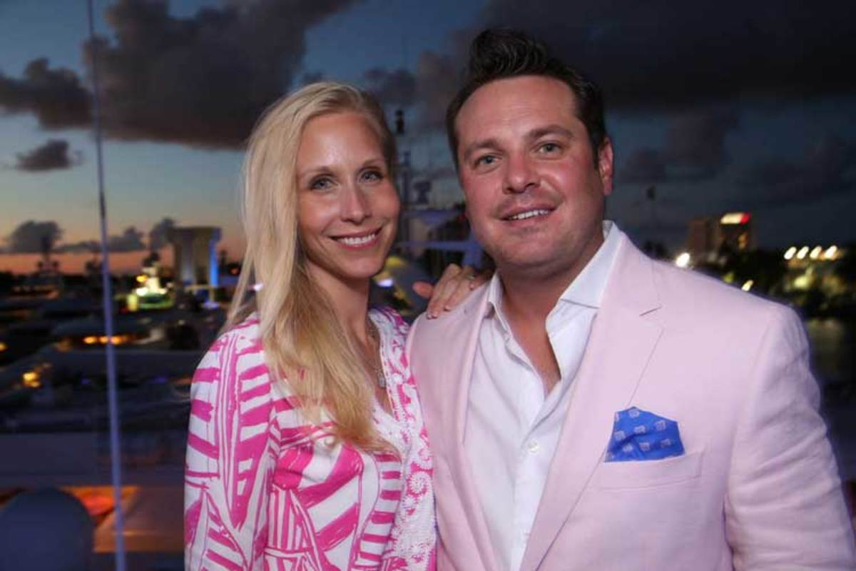 Stephanie and Andrew High of the Luxury Law Group