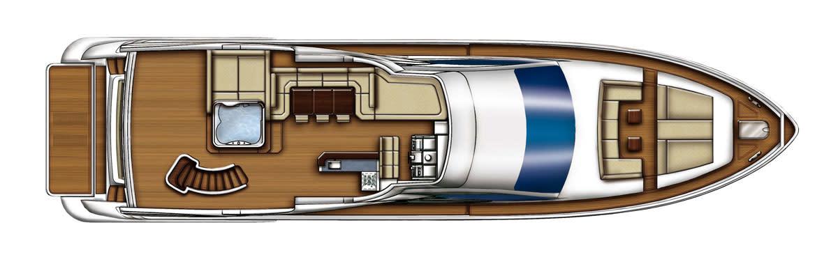 Azimut88-Flybridge