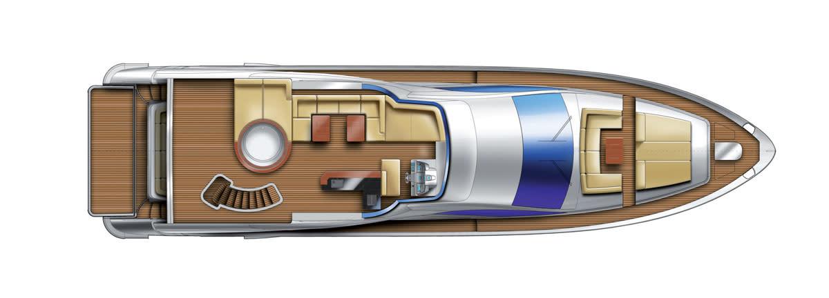 Azimut82-Flybridge
