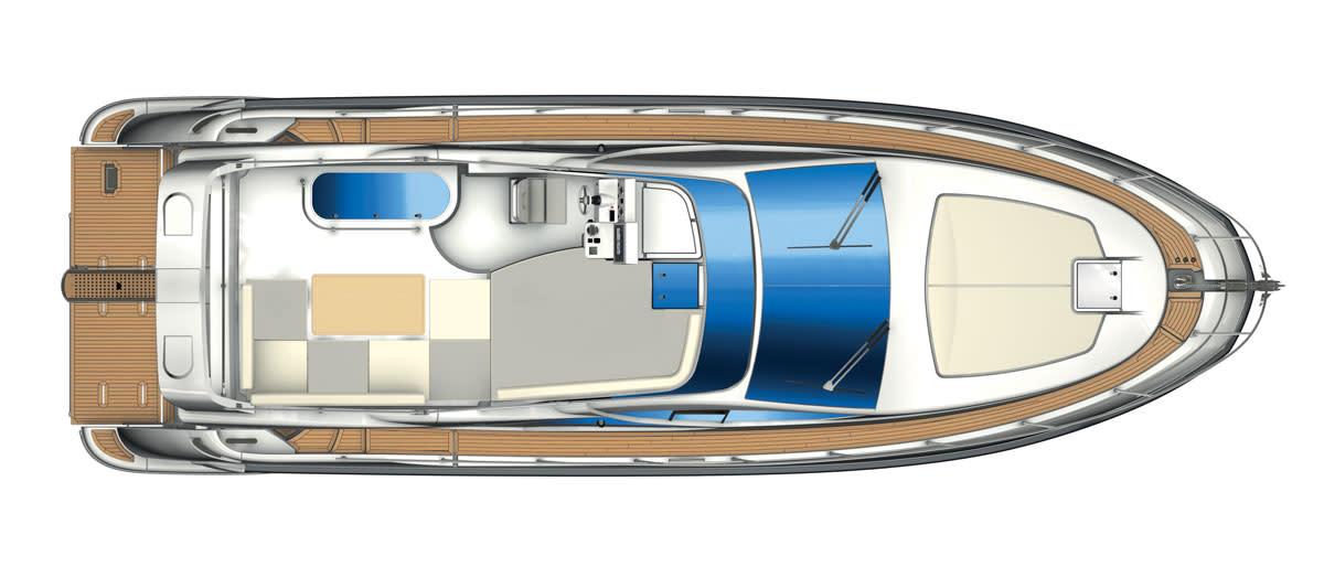 Azimut45-Flybridge