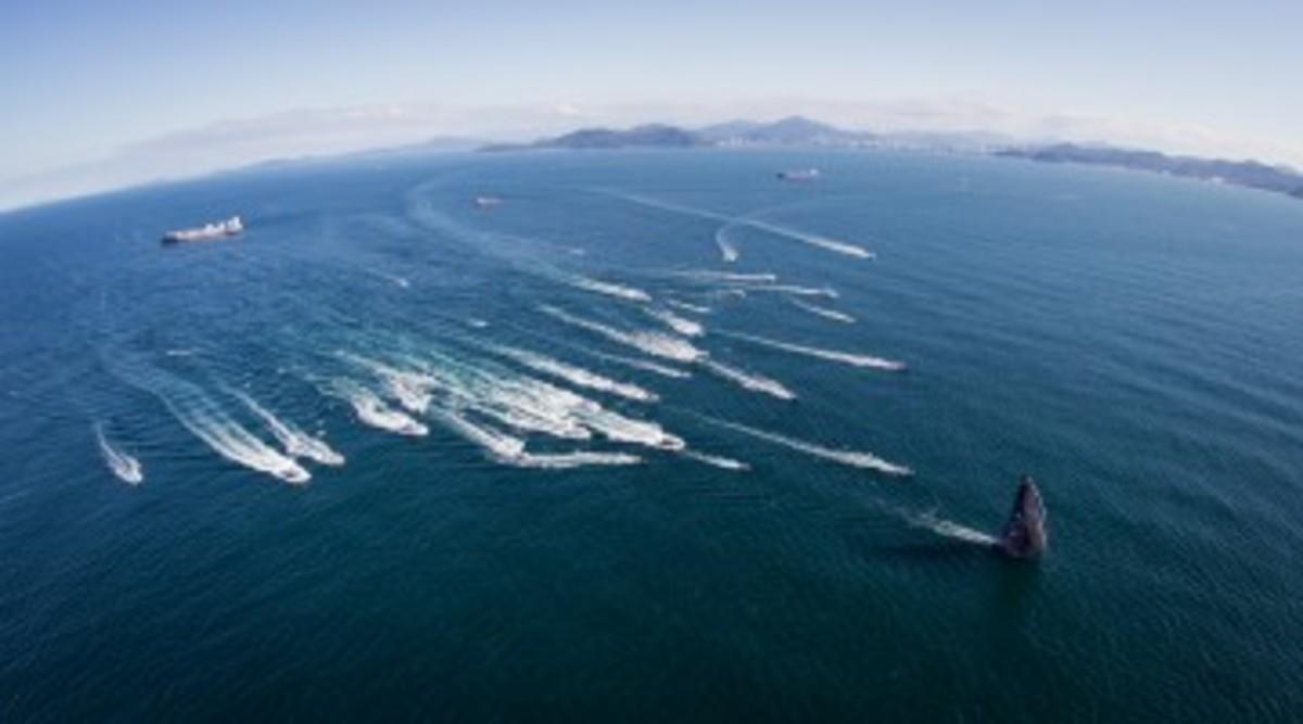 Photo Credit Ian Roman/Volvo Ocean Race