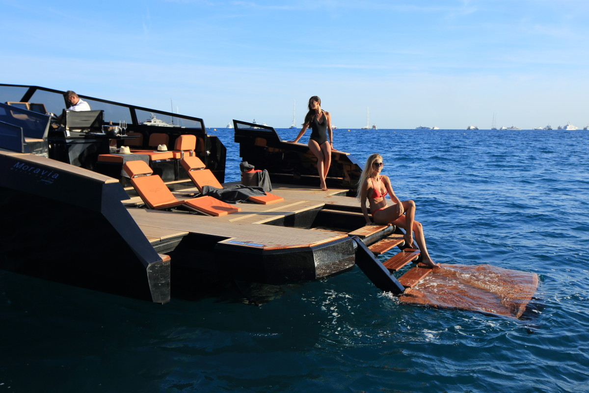 Evo 43 by Evo Yachts