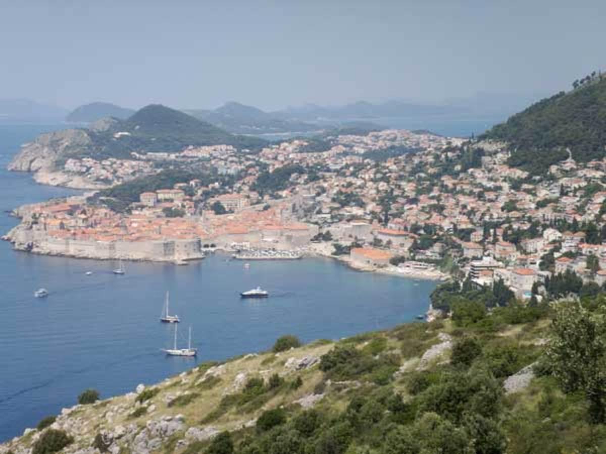 Dubrovnik, Croatia - Credit Erica Cooper