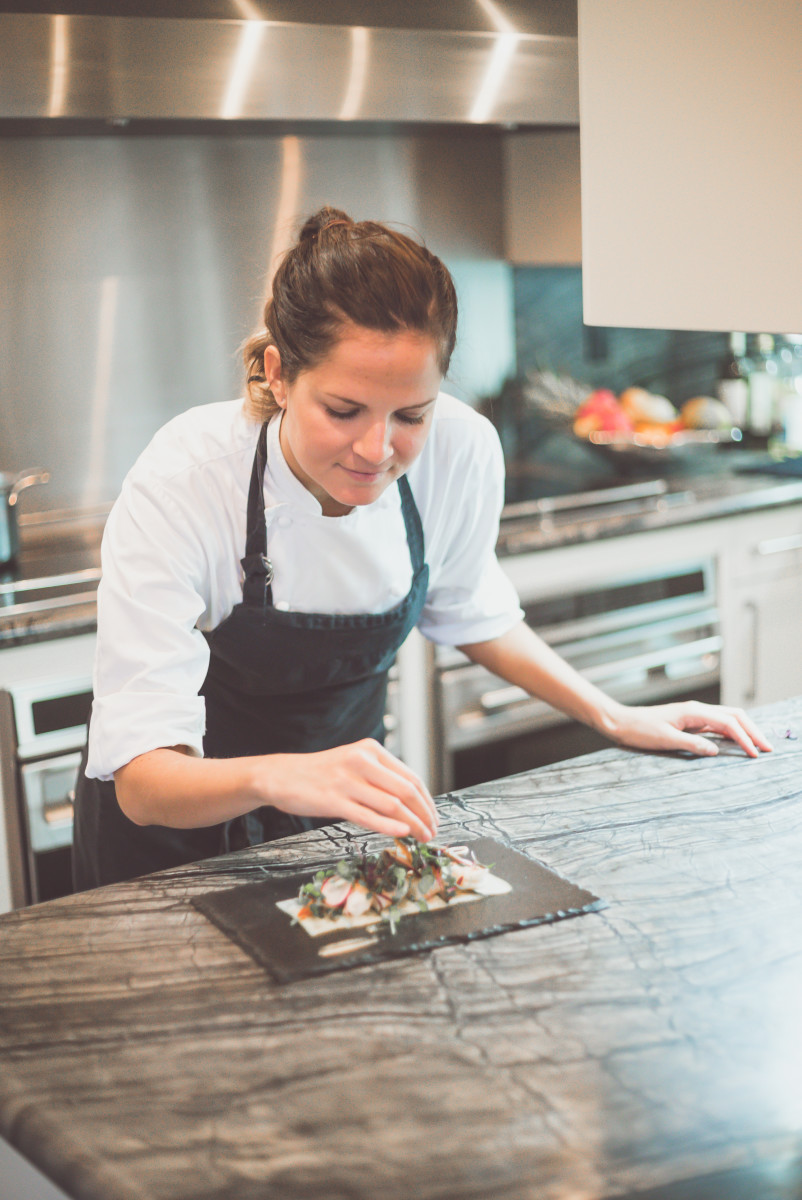 Exumas Remember When Chef Daniela Sanchez