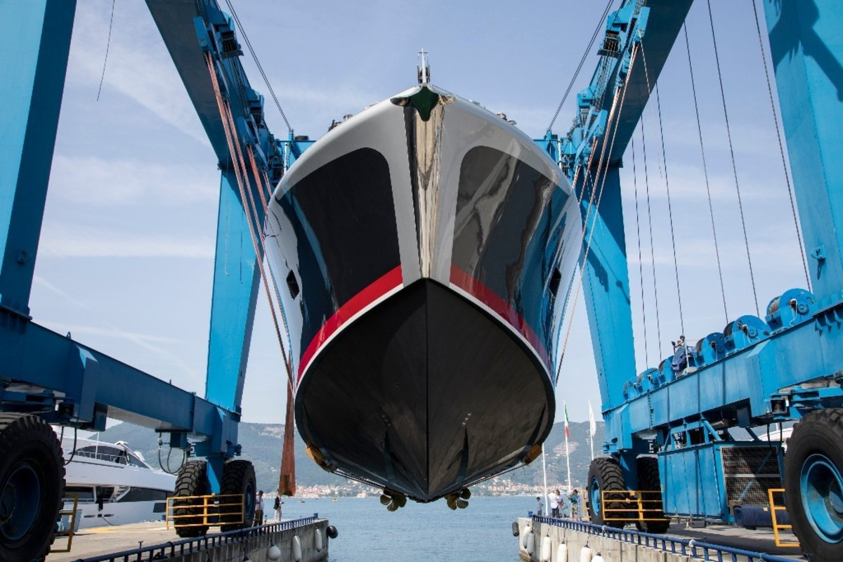 Baglietto launches MV19 M/Y Ridoc