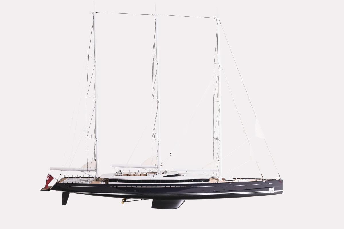 RoyalHuisman400byDykstraNavalArchitectsAndMarkWhiteleyDesign - side profile 01h