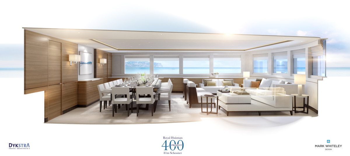 RoyalHuisman400- Saloon view by MarkWhiteleyDesign