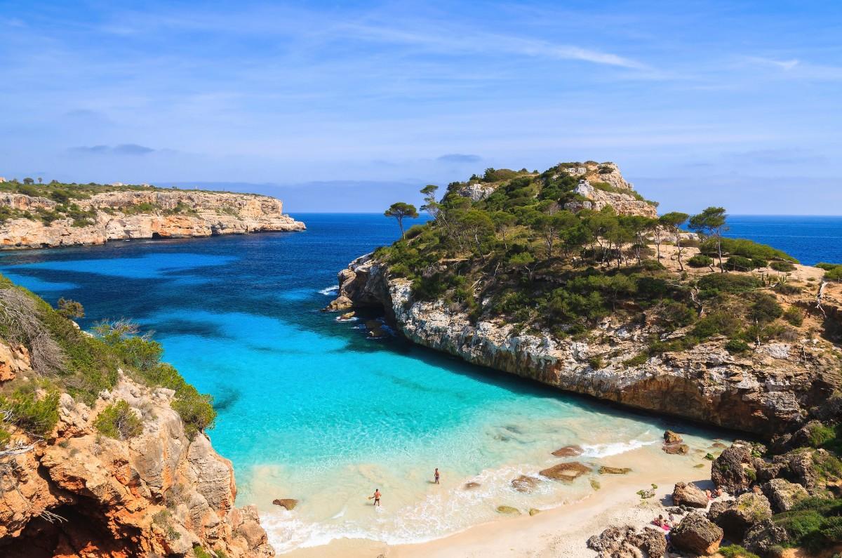 vb546418_Balearic Islands Majorca Cala des Moro