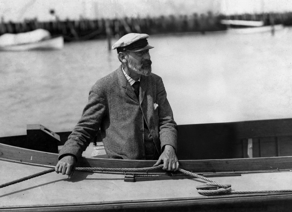 Nathanael G. Herreshoff was one of the most influential yacht designers and builders of his—or any—time.