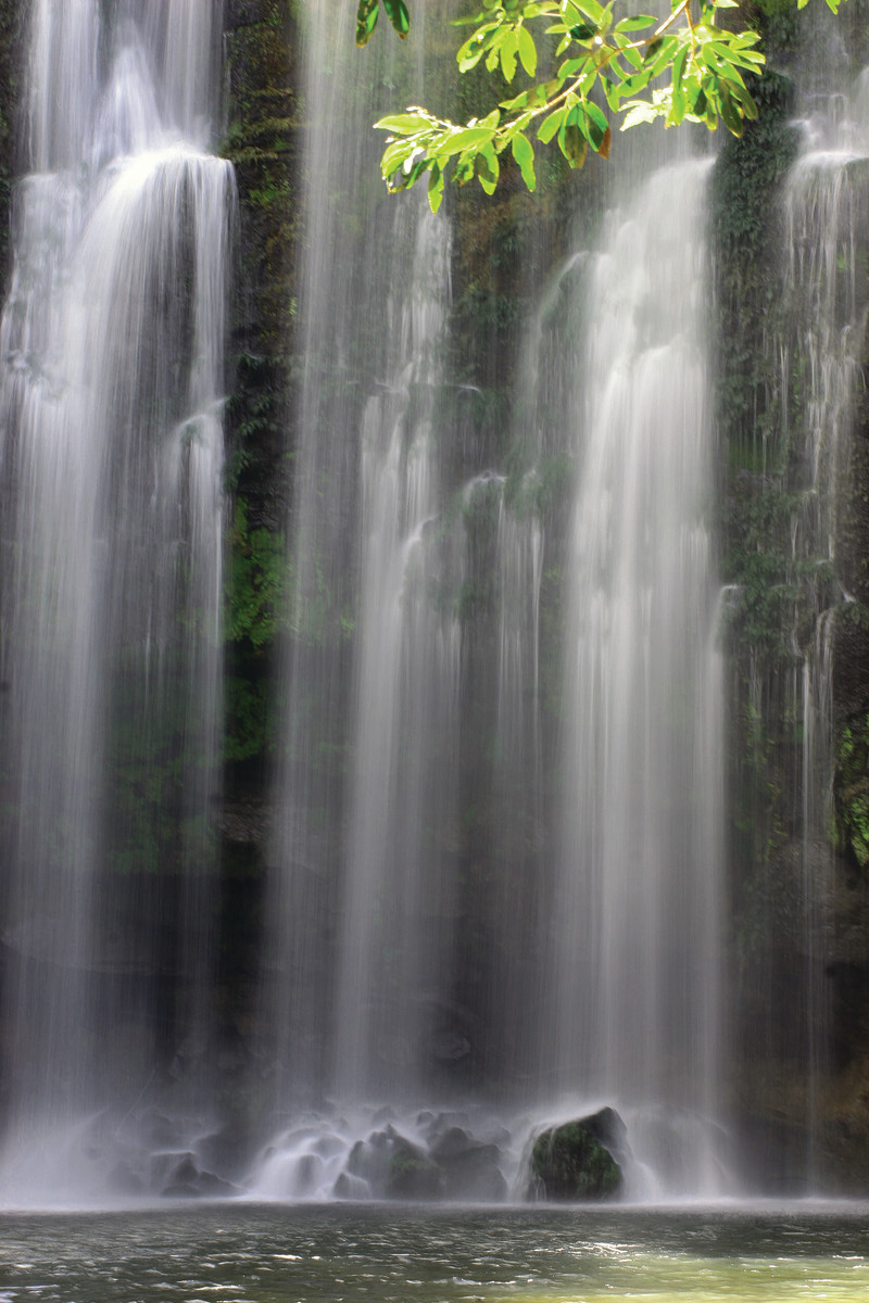Costa Rica is home to some of the world's most spectacular waterfalls.