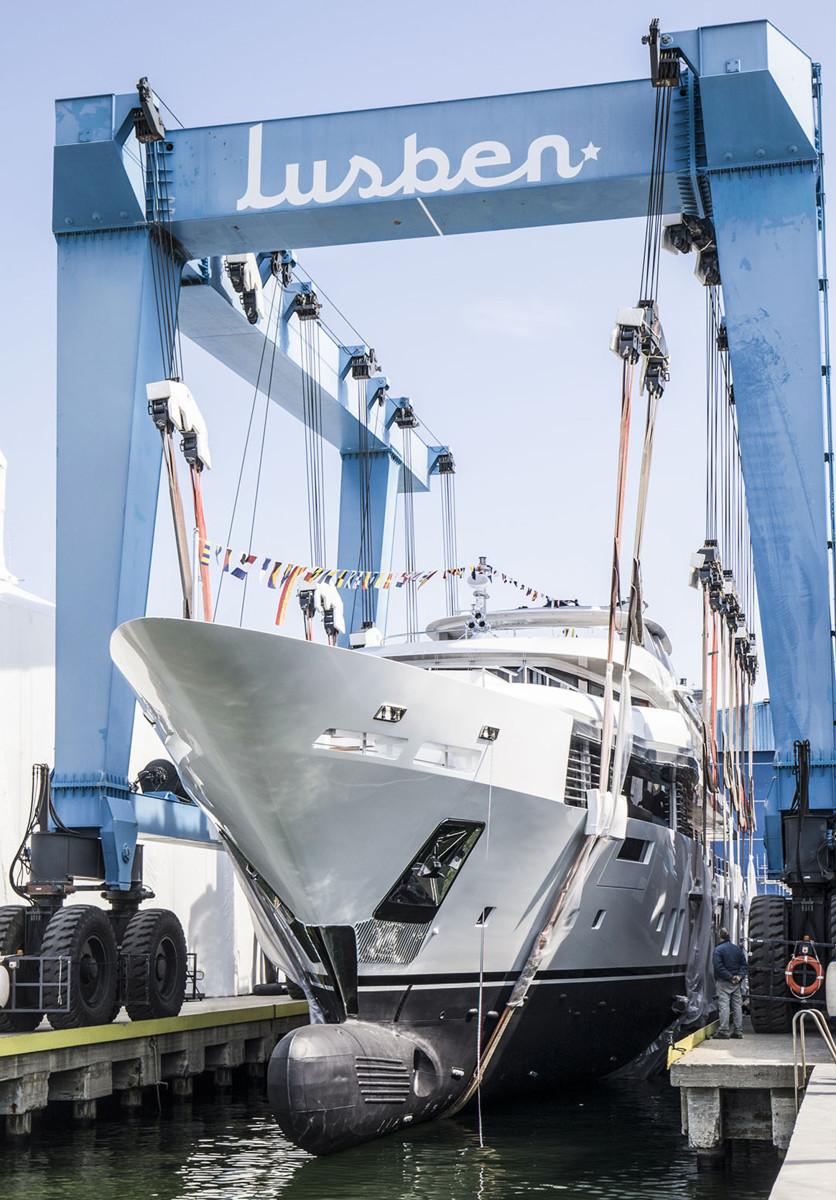 Benetti Yachts launches M/Y ELALDREA+