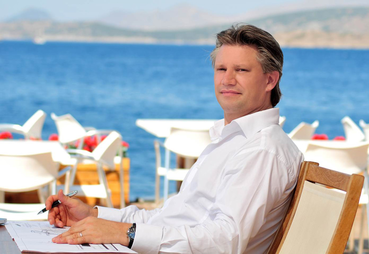 Tim Saunders, Tim Saunders Yacht Design