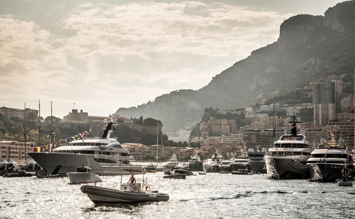 Scene from Monaco, 2017