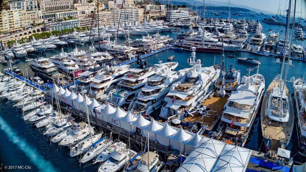 Monaco Yacht Show, 2017
