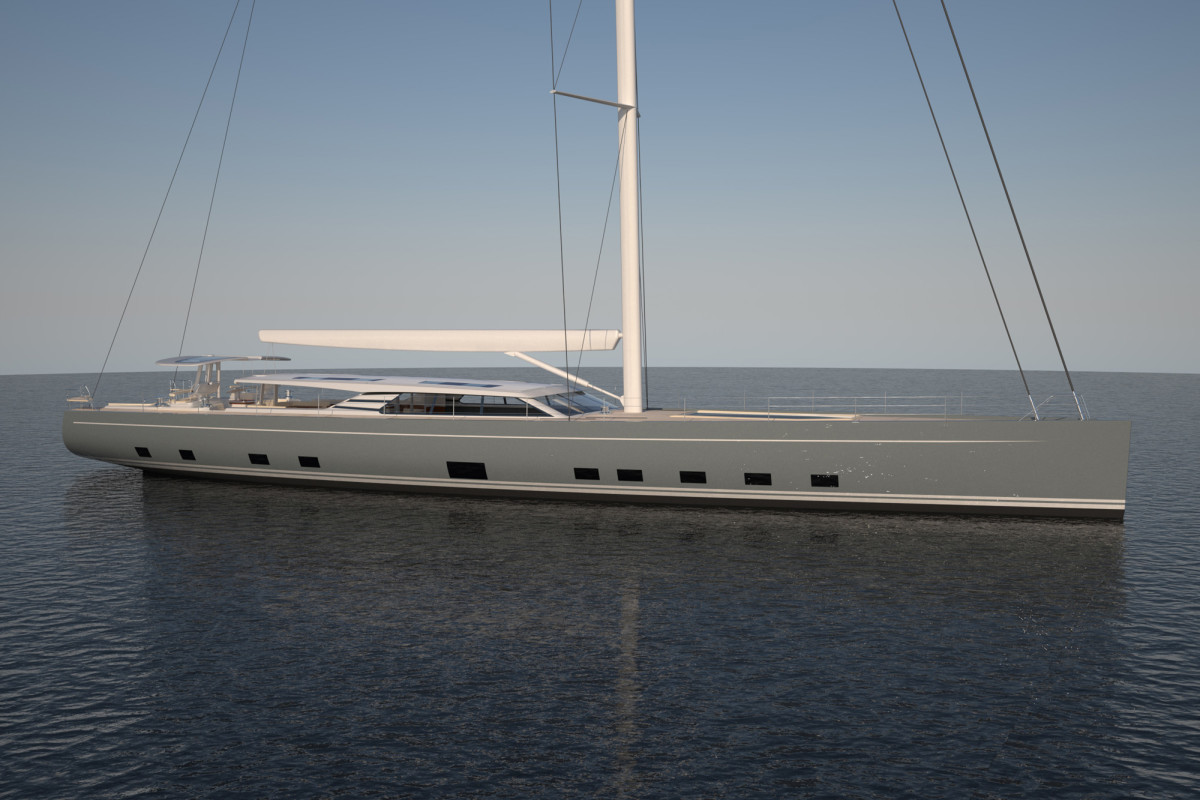 Baltic 146 Custom Sloop