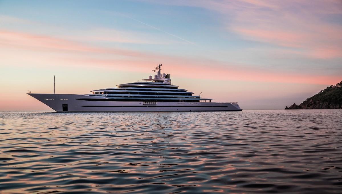 Oceanco M/Y Jubilee